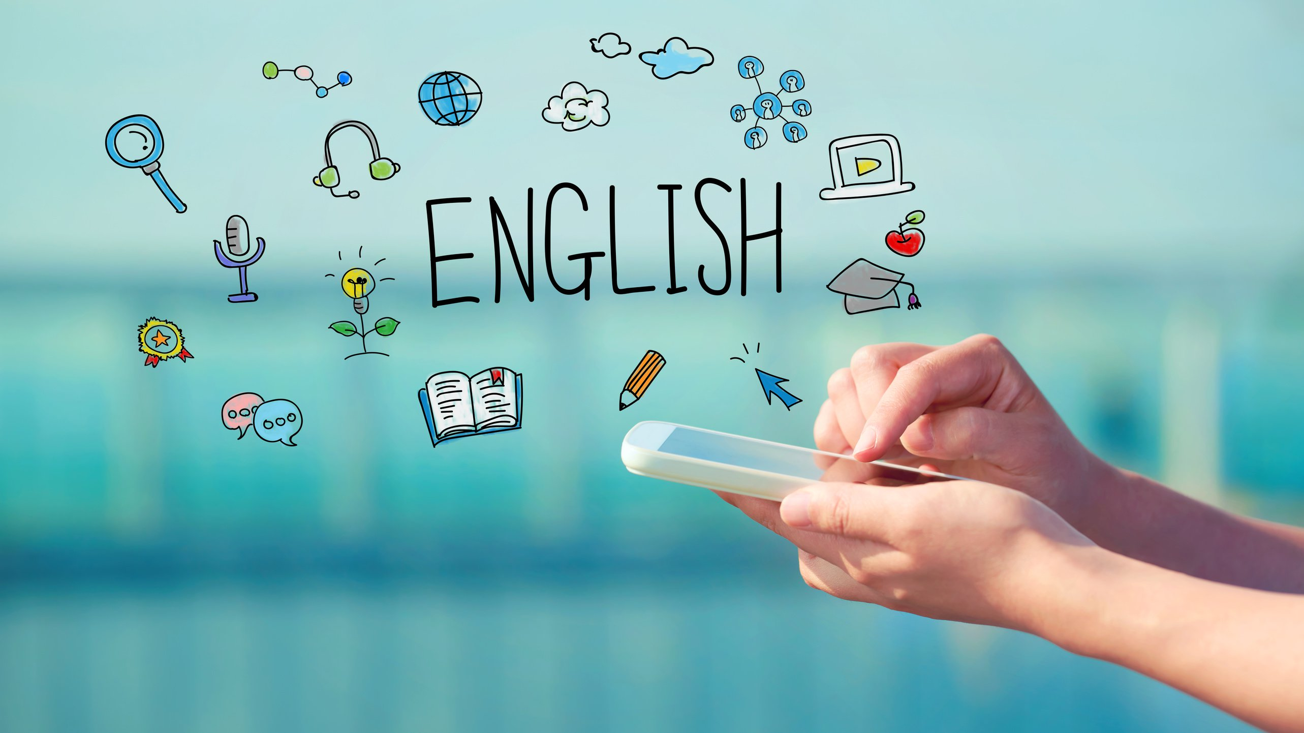 أفضل تطبيقات لتعلم اللغة الإنجليزية