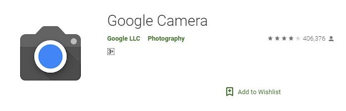 """تطبيق كاميرا جوجل للاندرويد """" سامسونج و هواوي و شاومي و اوبو """""""