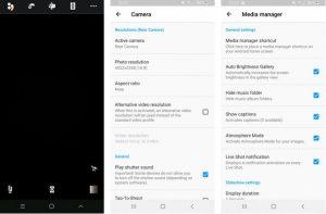 افضل تطبيقات الكاميرا لهواتف اندرويد وايفون 2019