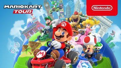 بعد طول انتظار، لعبة Mario Kart Tour متوفرة للحجز المسبق لهواتف أندرويد والios
