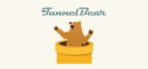 تطبيق TunnelBear
