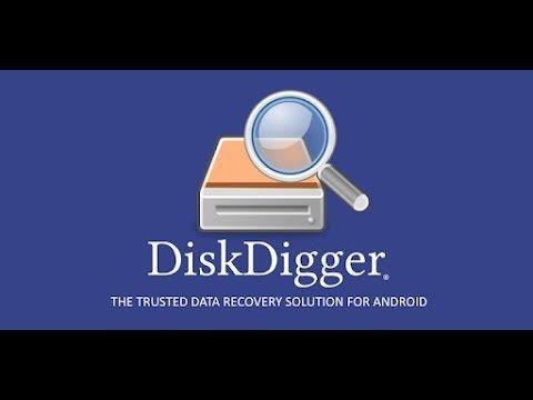 تنزيل برنامج DiskDigger لاستعادة الملفات المحذوفة للاندرويد