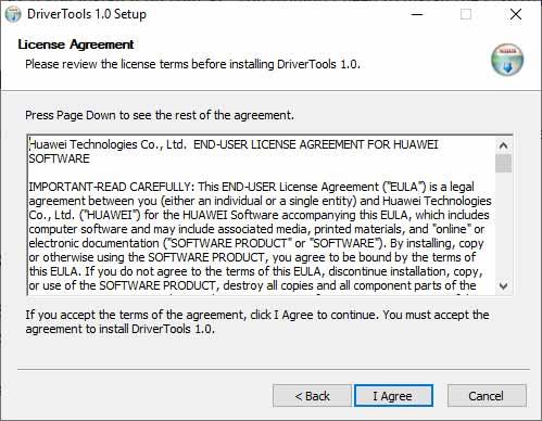 طريقة تحميل تعريف USB لأجهزة Huawei/Honor