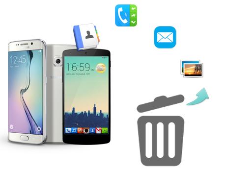 كيفية حذف محتويات هاتف الاندرويد نهائيا