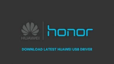 Photo of طريقة تحميل تعريف USB لأجهزة هواوي و هونور Huawei/Honor