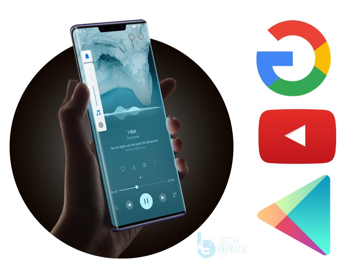 كيفية تثبيت متجر جوجل بلاي على هاتف هواوي