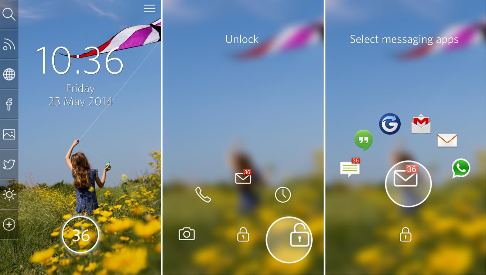 أفضل تطبيقات قفل الشاشة للأندرويد