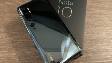 Photo of كيفية حل مشاكل Xiaomi Mi Note 10