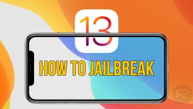Photo of طريقة عمل جلبريك لهاتف iPhone 11 / Pro و XS و XR بنظام iOS 13