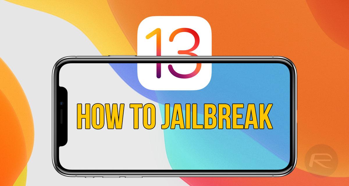 طريقة عمل جلبريك لهاتف iPhone 11 / Pro و XS و XR بنظام iOS 13