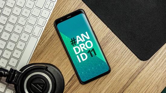 كيفية تنصيب اندرويد 11 علي هاتفك