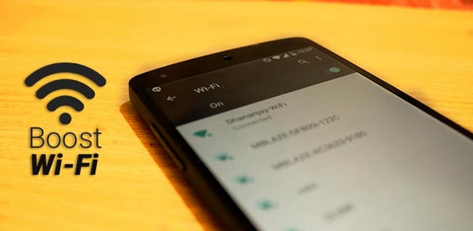 طريقة تقوية إشارة الواي فاي وتسريع الانترنت للاندرويد