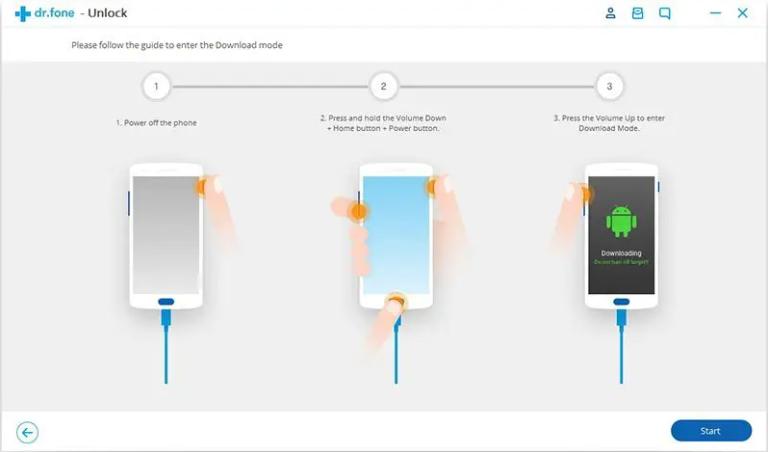 كيفية تخطي قفل الشاشة للاندرويد بدون فورمات 4