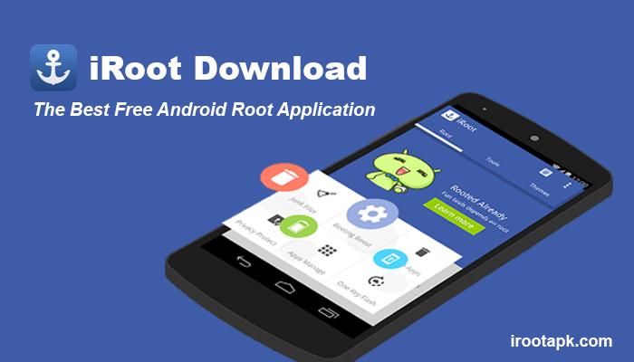 عمل روت لهواتف ميت - برنامج iRoot