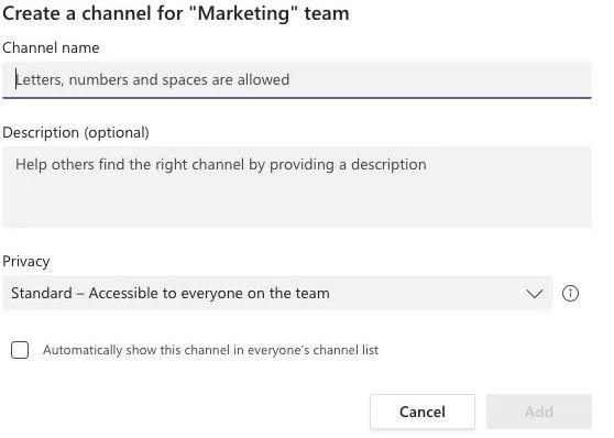 كيفية استخدام مايكروسوفت تيمز Microsoft Teams