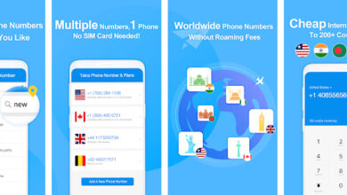 طريقة تشغيل واتس اب برقم امريكي