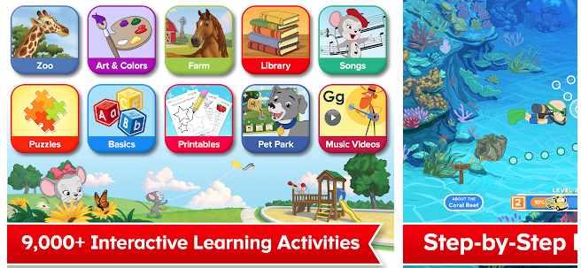 افضل تطبيقات تعليم الاطفال 2021