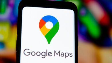 حل مشكلة تعطل خرائط google عند استخدام بيانات الهاتف