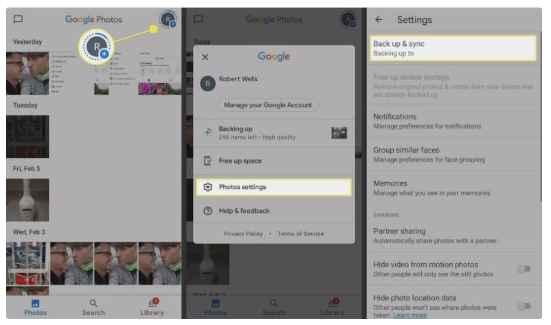 كيفية تفريغ مساحة التخزين في هاتف الاندرويد 2021