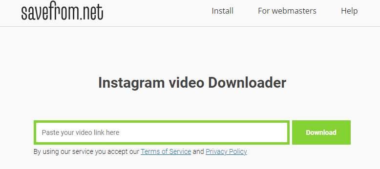 افضل تطبيقات تنزيل الفيديو من فيسبوك و انستقرام 2021