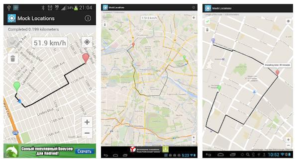 افضل تطبيقات تغيير الموقع الجغرافي للاندرويد 2021